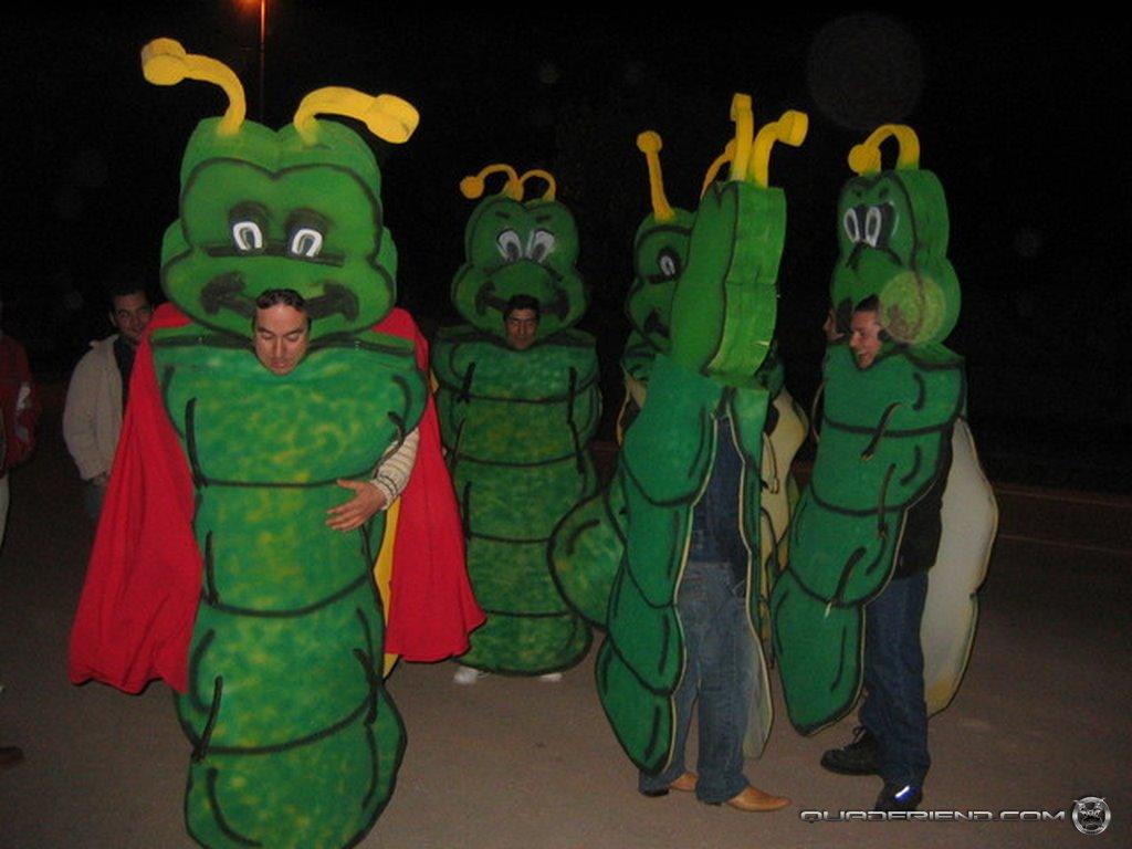 2006/11 Quadquedada Quadtreros.com – Jaen