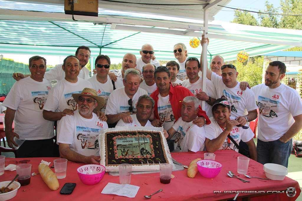 2013/05 Fiesta Amigos DunasATV – España.