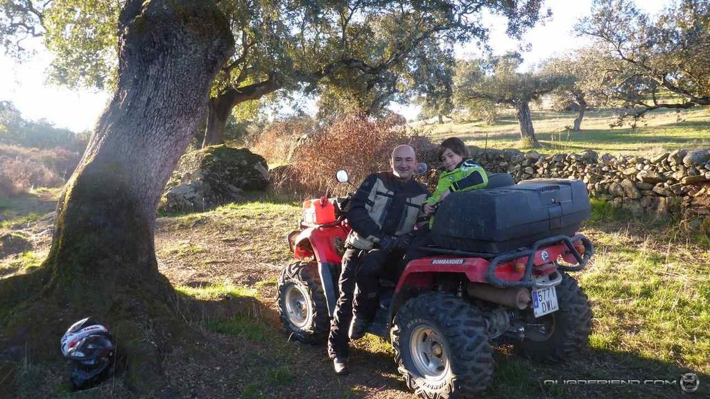 2013/12 Traxtremeña – España