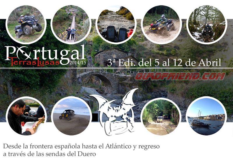Terraslusas Centro 3ª Edi. Del 5 al 12 de Abril. Portugal.