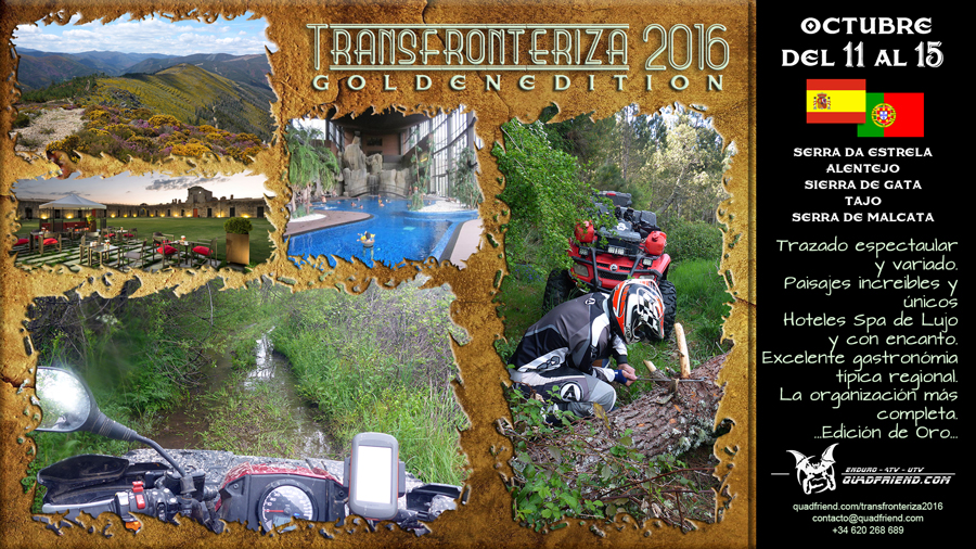 "Transfronteriza 2016 ""Golden Edition""…"