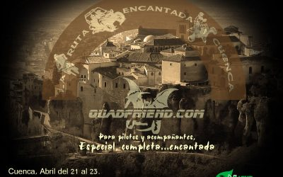 La ruta Encantada, Cuenca.