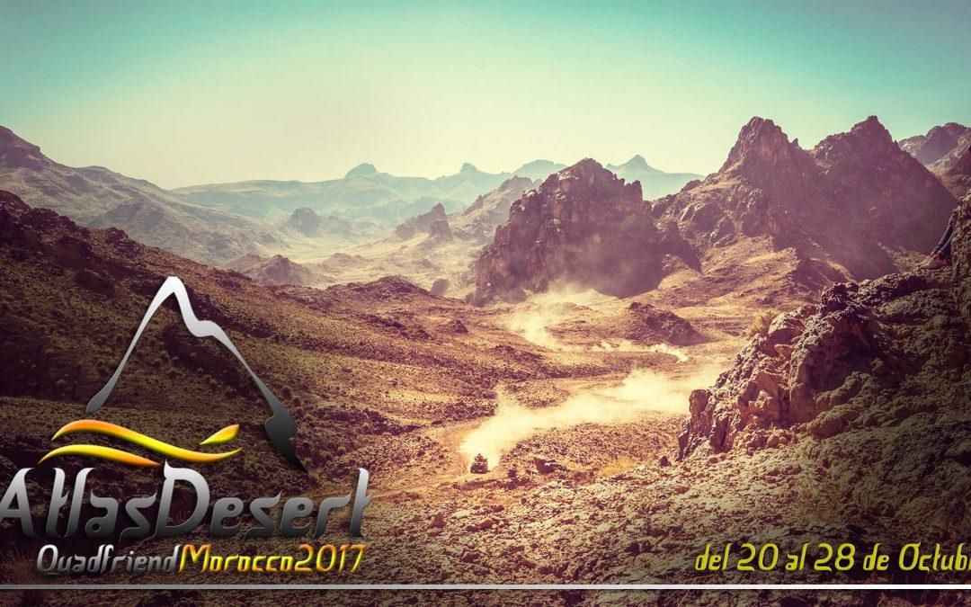 Atlasdesert Marruecos 2017