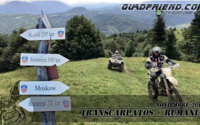 Transcarpatos Rumanía 2017