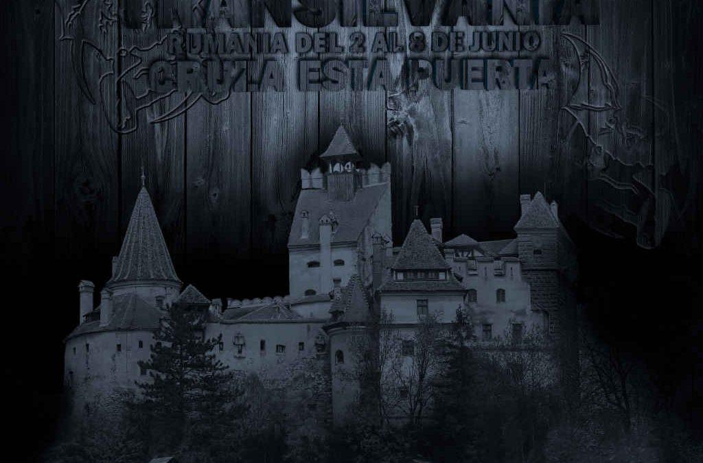 Transilvania 2018. Del 2 al 8 de Junio.