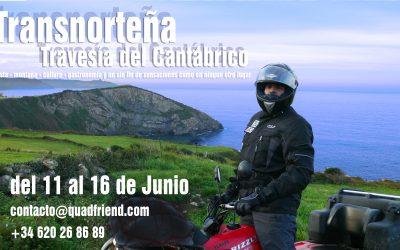 Transnorteña 1ª Edición. Del 11 al 16 de Junio.