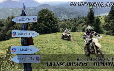 Rumania Transcarpatos 2020