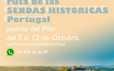 Portugal. Sendas Históricas.