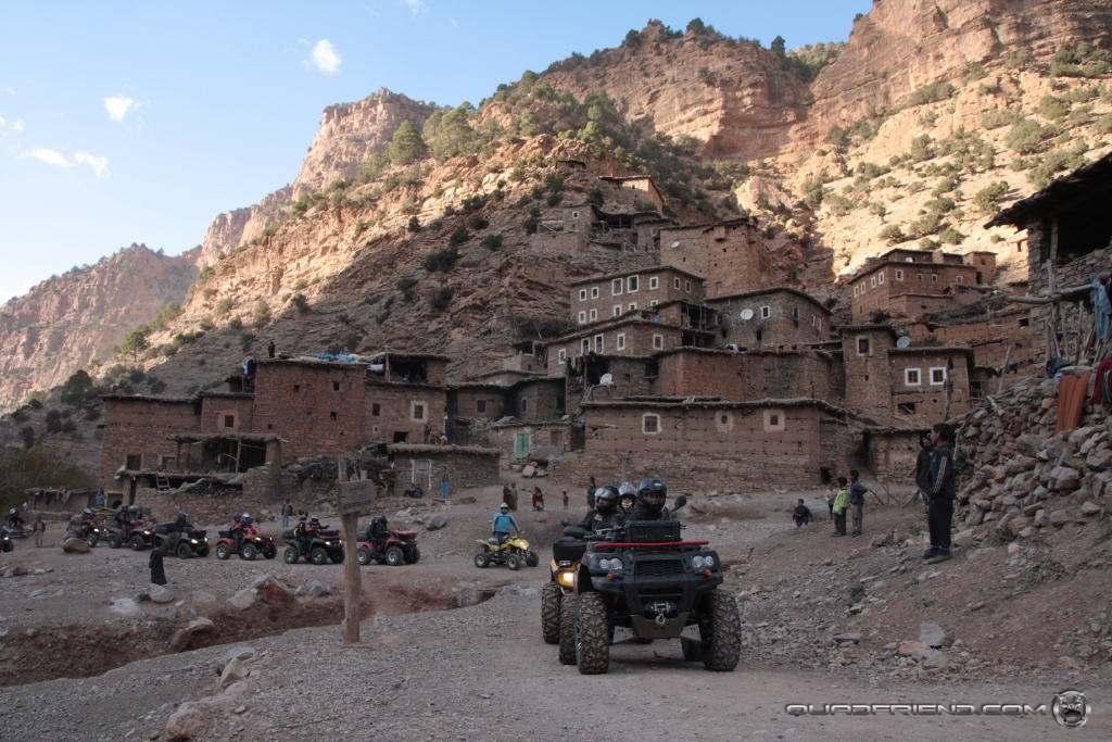 2008/10 Quadsolidarios – Marruecos
