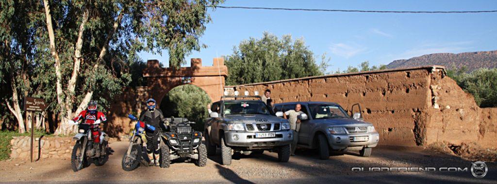 2009/09 Trazado Atlas-Atlántica – Marruecos