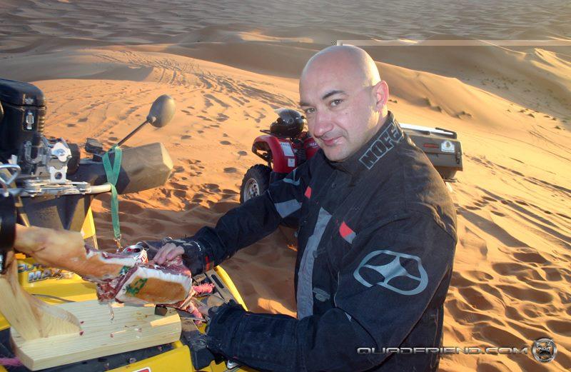 2007/02 Quadsmaroc – Marruecos