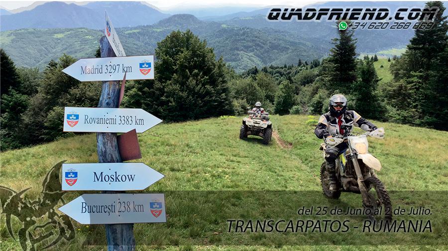 Rumania Transcarpatos 2021