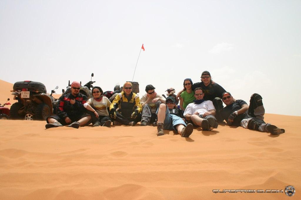 2007/04 Quadsmaroc – Marruecos