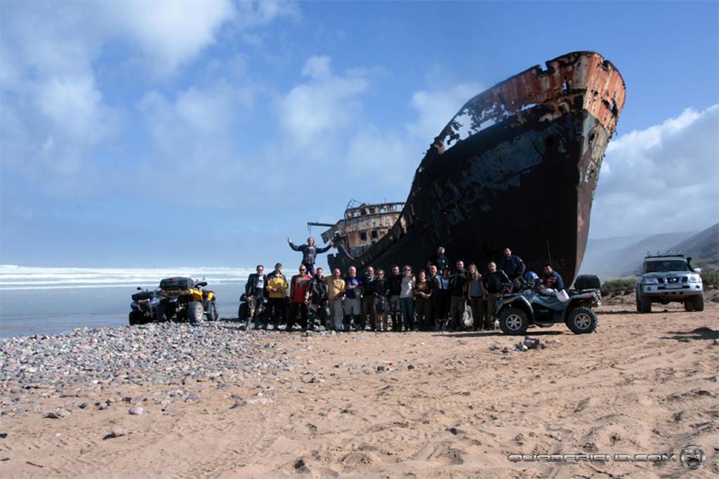 2009/10 Atlas-Atlántica – Marruecos