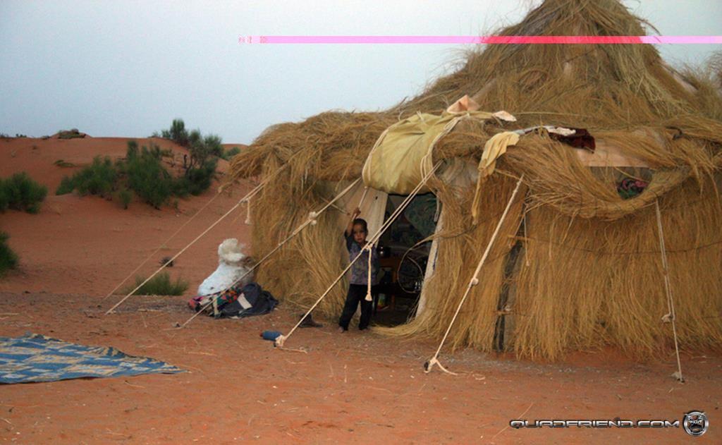 2007/09 Trazado Quadsolidarios – Marruecos