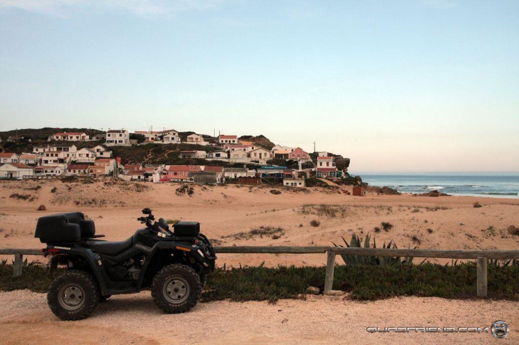 2009/09 Trazado Costa Vicentina – Portugal